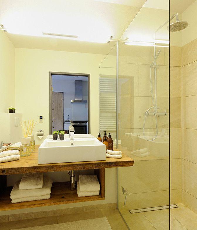 Chalet Riedelkar Badezimmer