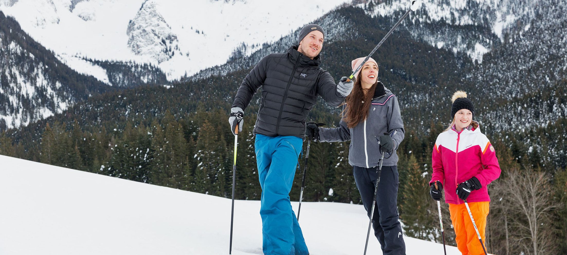 Touren-Ski gehen im Lammertal