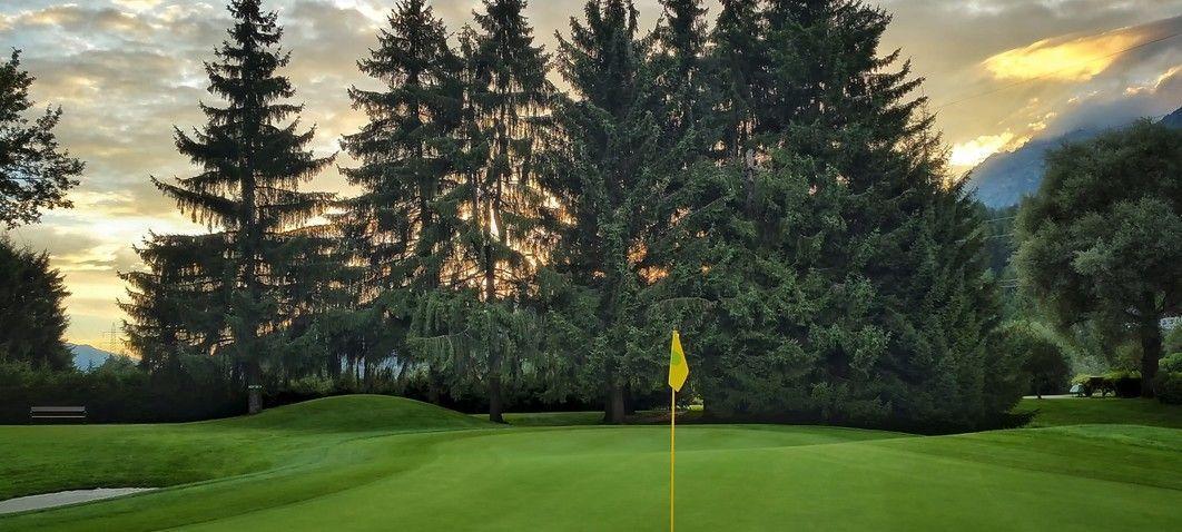 Golfplatz im Lammertal