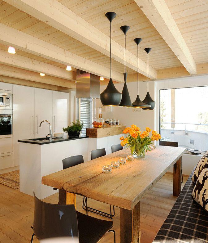 Chalet Bischofsmütze Küche