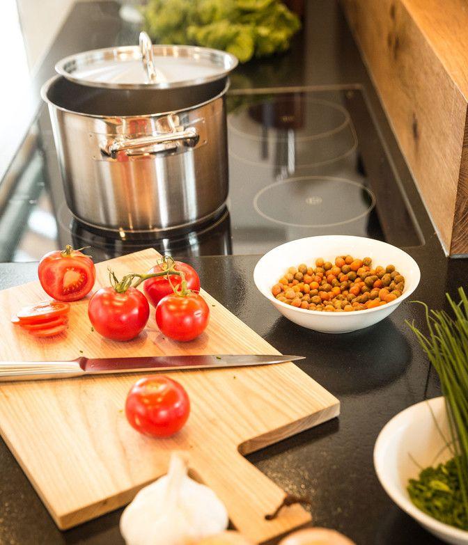 Luxuslodge kochen Zutaten
